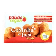 Coxinha de Jaca - Paixão Vegan