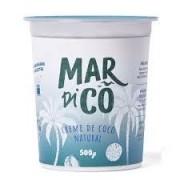 Creme de Coco Natural - Mar Di Cô