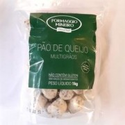 Pão de Queijo com Grãos - Formmagio Mineiro