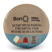 Queijo Minas Padrão Sem Lactose - Bonq