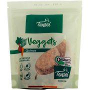 Veggets (orgânica) de quinoa com cenoura e beterraba