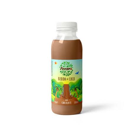 Bebida de Coco sabor Chocolate - Annora