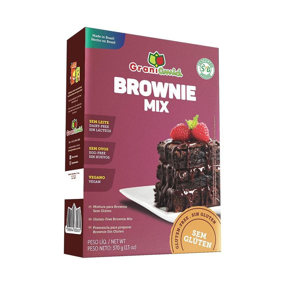 Brownie Mix Vegano