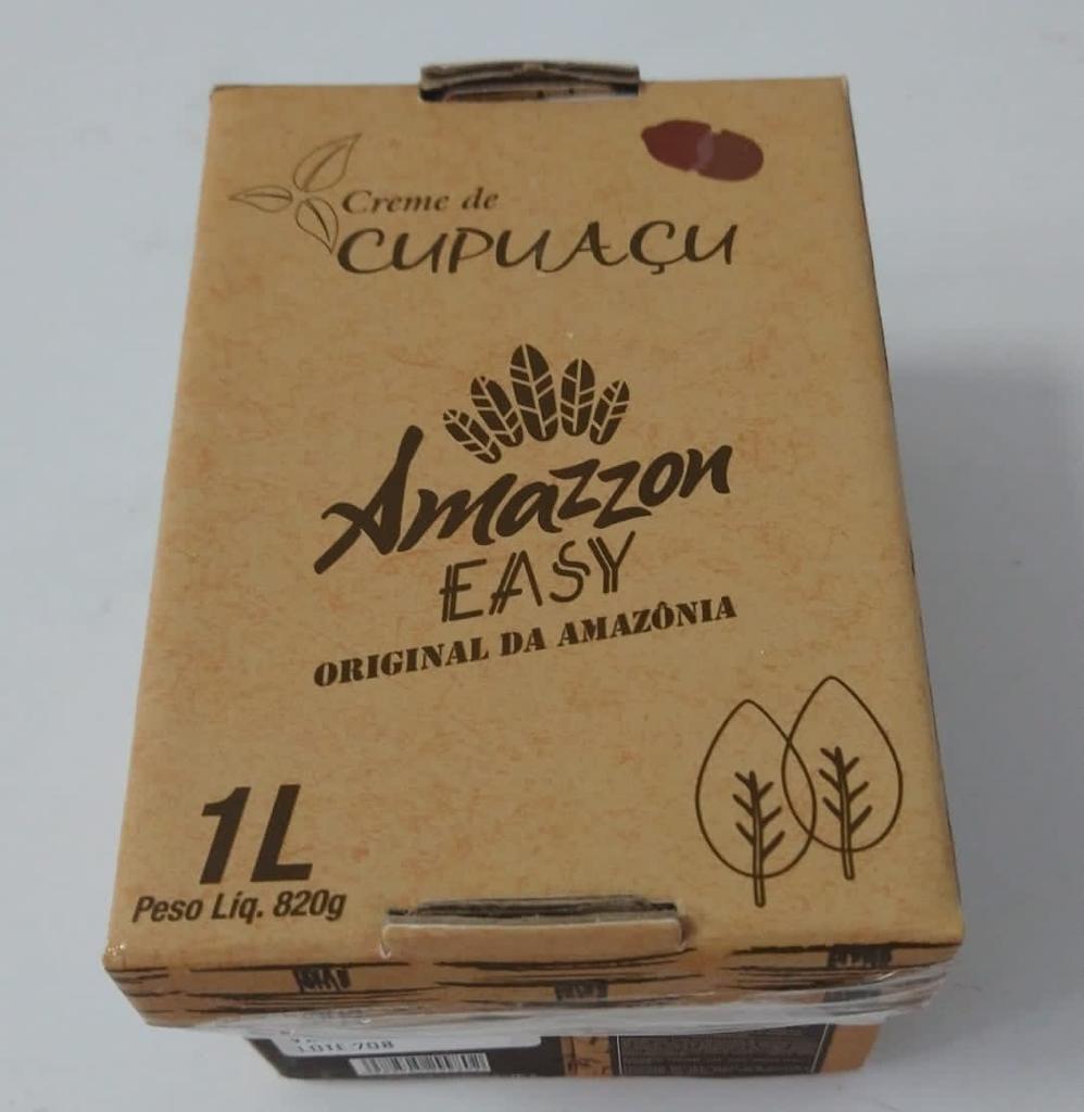 Creme de Cupuaçu 1 Litro