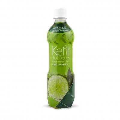Kefir Limão e Ameixa - Biologicus