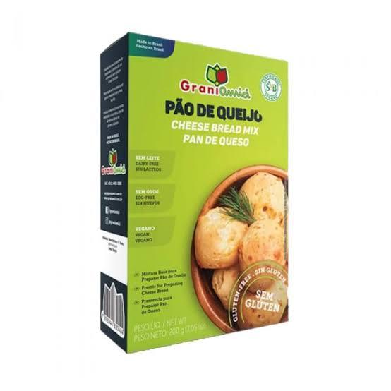 Mix de Pão de Queijo Vegano