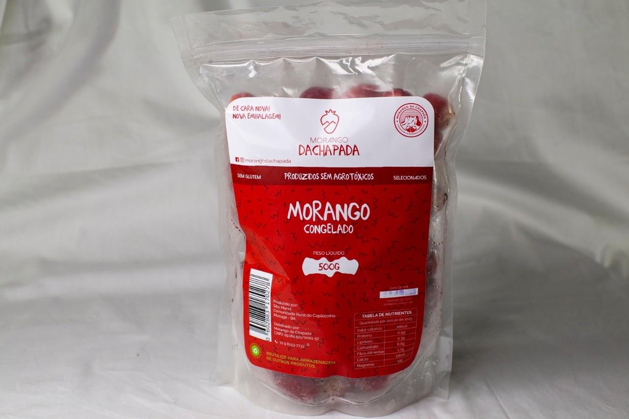 Morango Congelado 500g