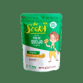Pão de queijo Vegano - Da Sogra