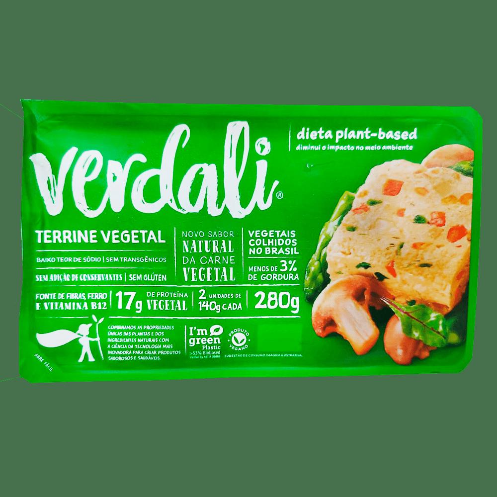 Terrine Vegetal - Verdali