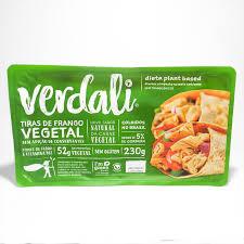 Tiras de frango vegetal - Verdali