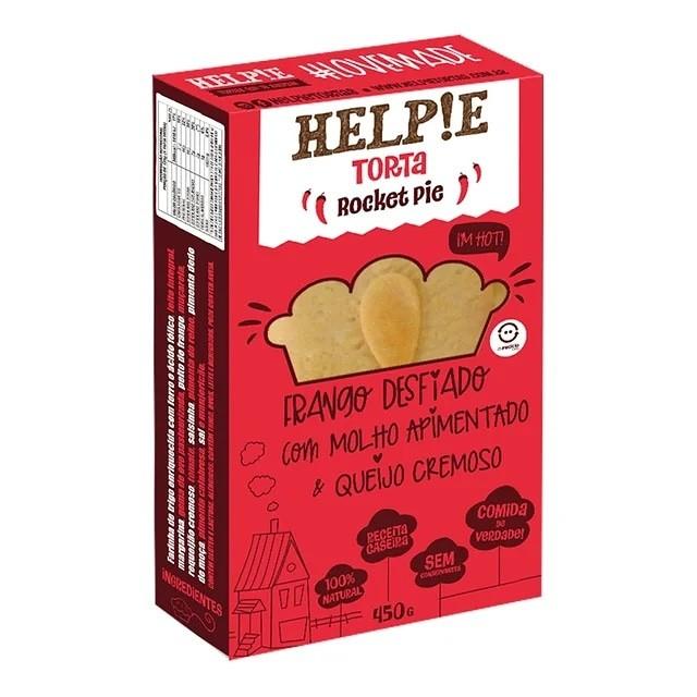 Torta Helpie Rocket Pie