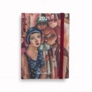 AGENDA SEMANAL DI CAVALCANTI - MOÇAS DE GUARATINGUETÁ MINI 2021