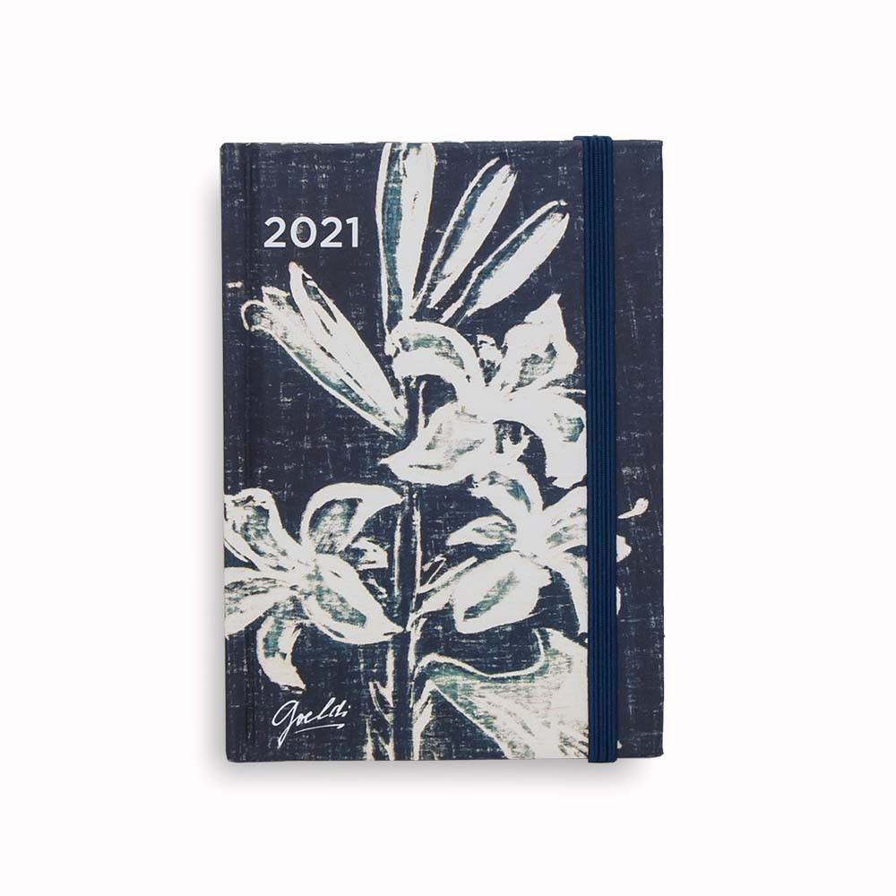 AGENDA SEMANAL OSWALDO GOELDI FLORES - LÍRIO II MINI 2021