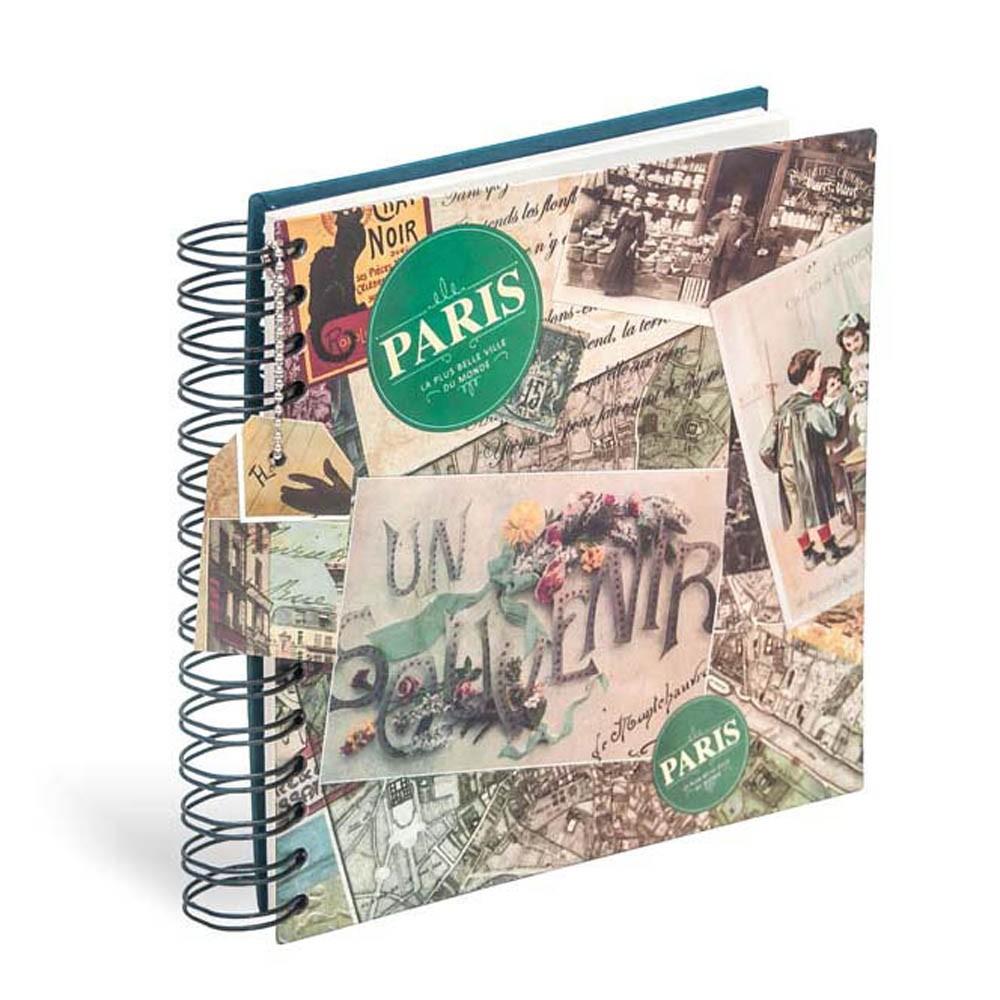 ÁLBUM TECA 20X20 - PARIS  - TECA Papelaria