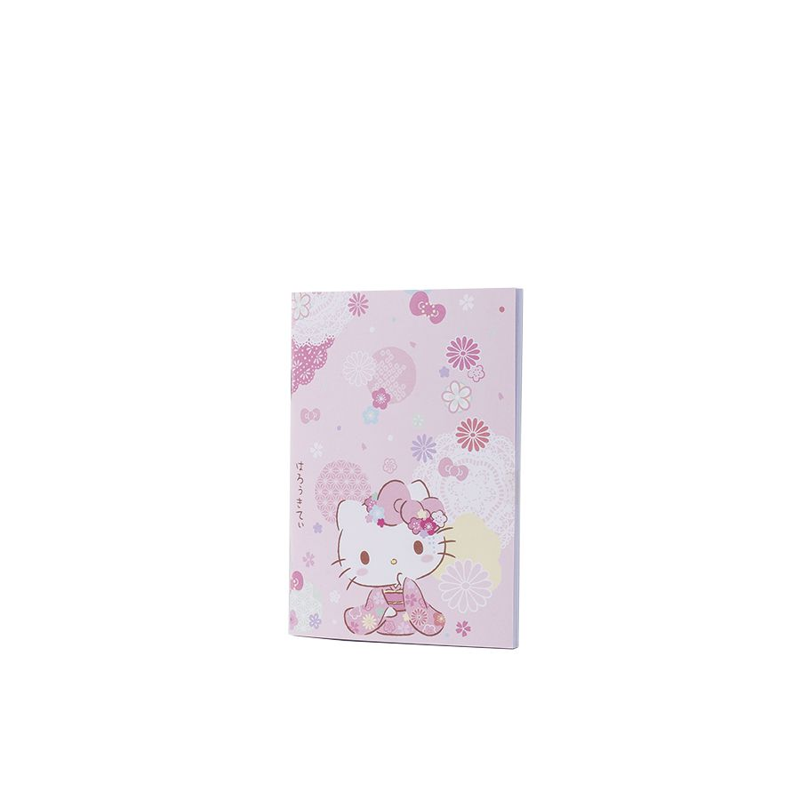 CADERNO FLEXÍVEL HELLO KITTY SAKURA P