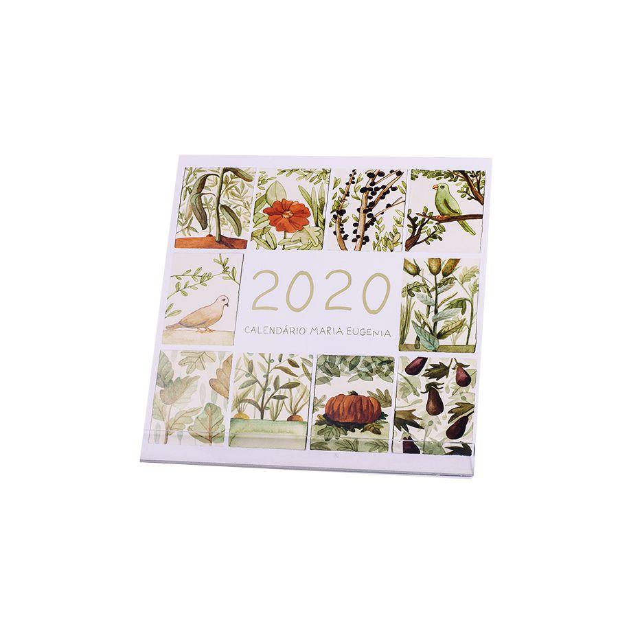 CALENDÁRIO MESA MARIA EUGÊNIA 2020