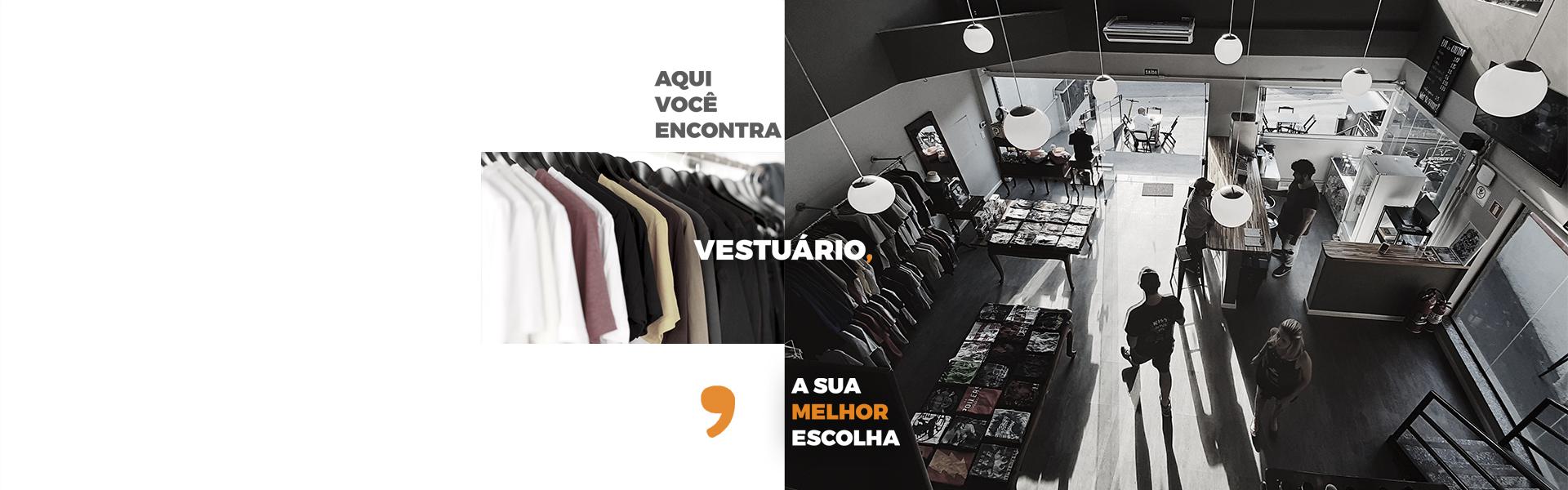 Personalize roupas com o seu estilo!