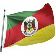 Bandeira Oficial do Rio Grande do Sul