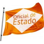 Bandeira Oficial de Estado