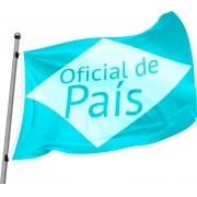 Bandeira Oficial de País