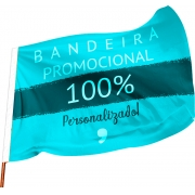 Bandeira Promocional Personalizada