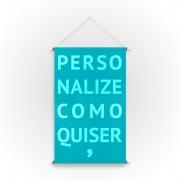 Banner de Tecido Personalizado