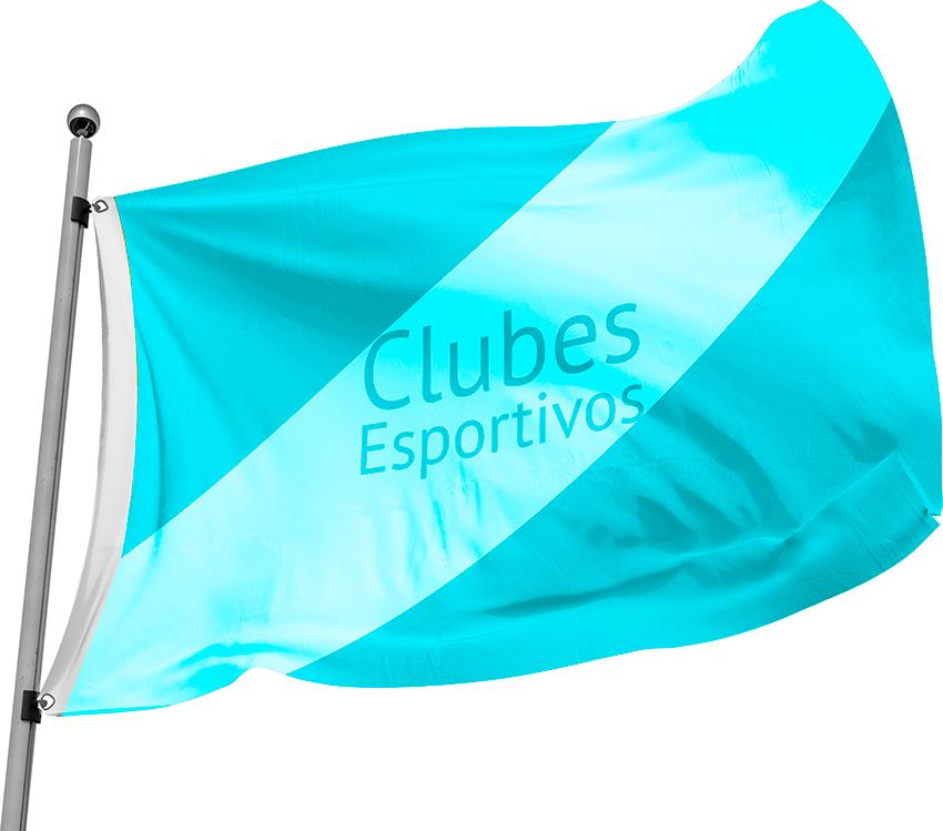 Bandeira Oficial de Clube Esportivo