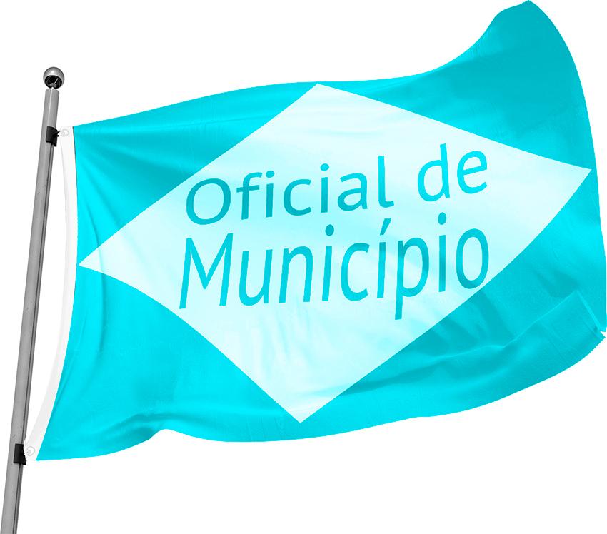 Bandeira Oficial de Município