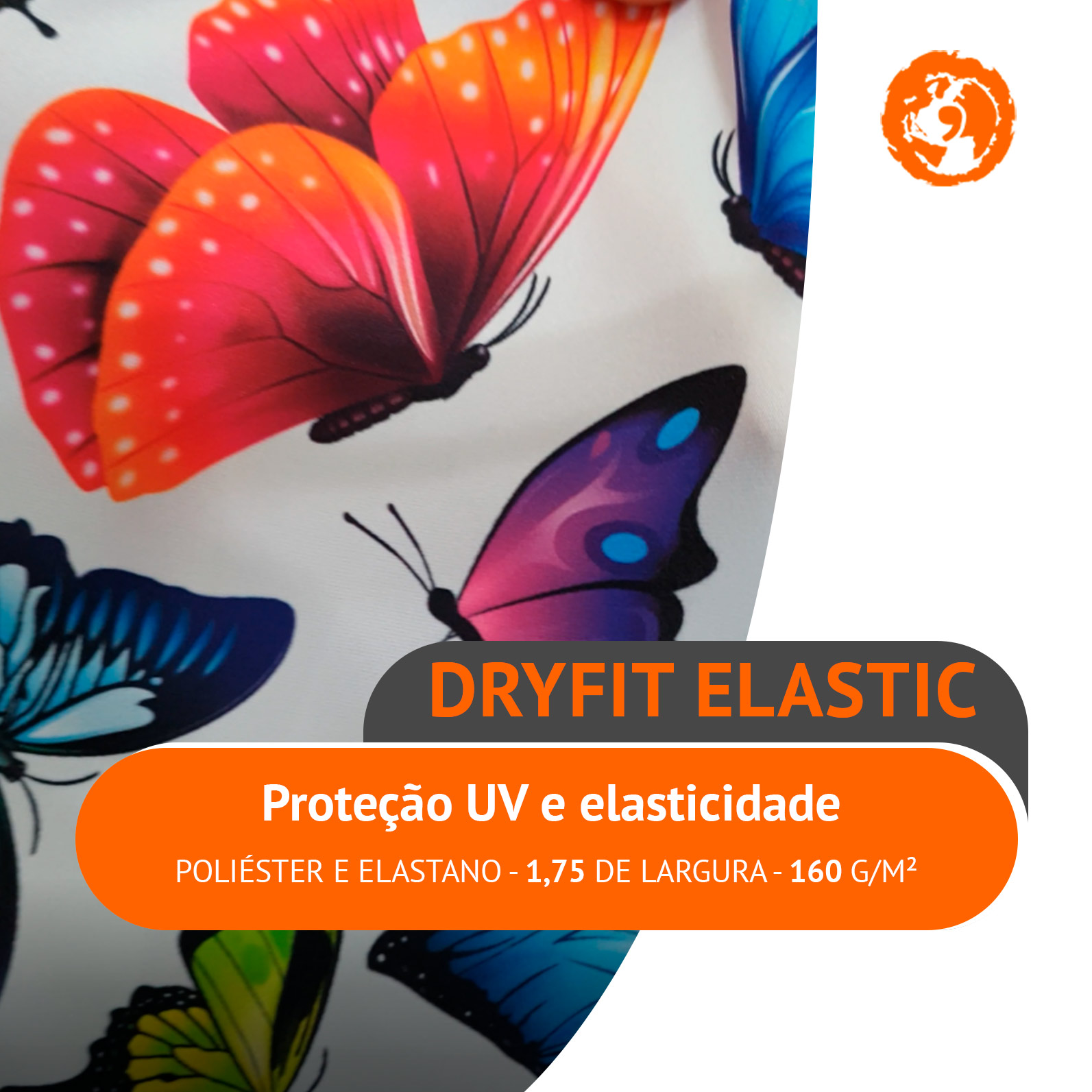 Dryfit Elastic Estampado