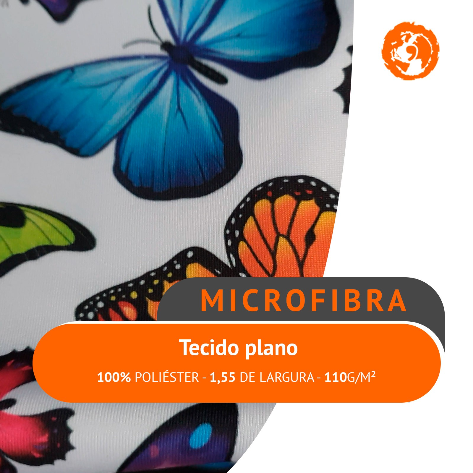Microfibra Estampado