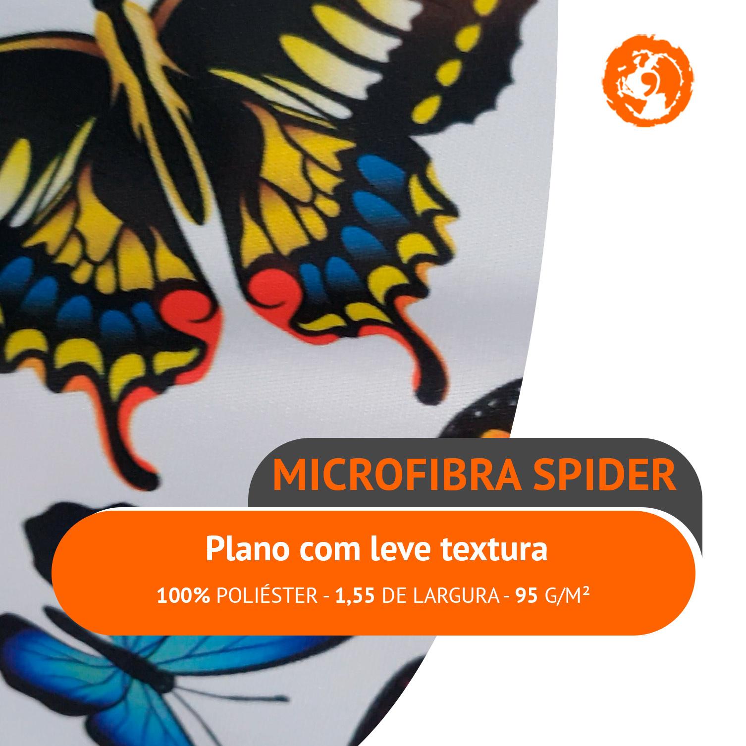 Microfibra Spider