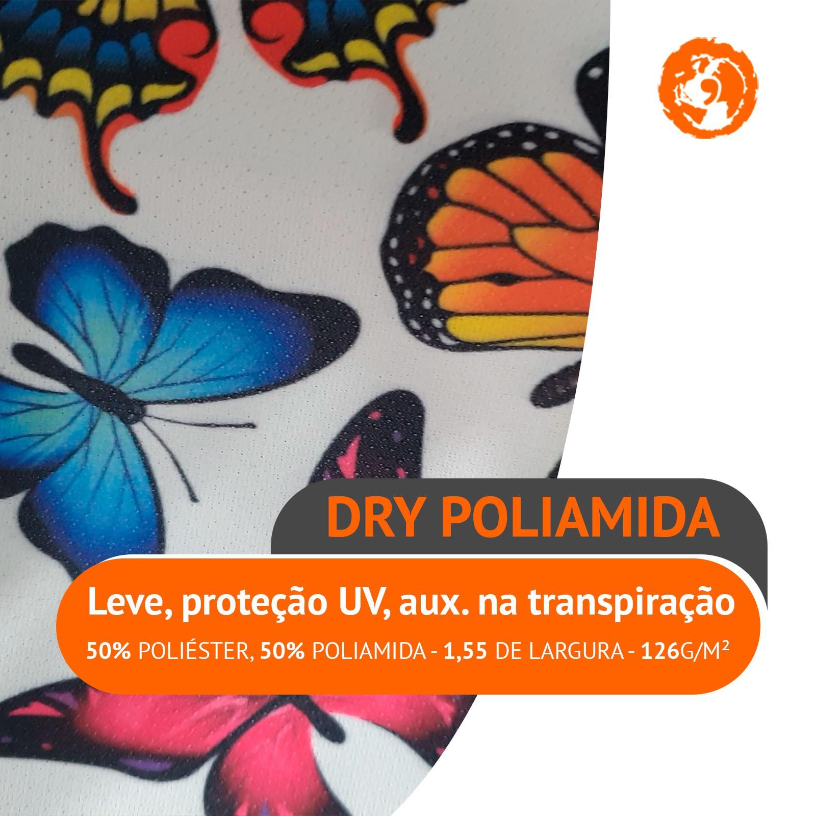 Dry Poliamida Estampado