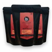 Café Especial Legendér Torrado em Grãos - 250g - Edição Mocca - 3 unidades