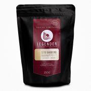 CAFÉ ESPECIAL LEGENDÉR TORRADO MOÍDO - 250g - EDIÇÃO LIMITADA - SÍTIO BARREIRO