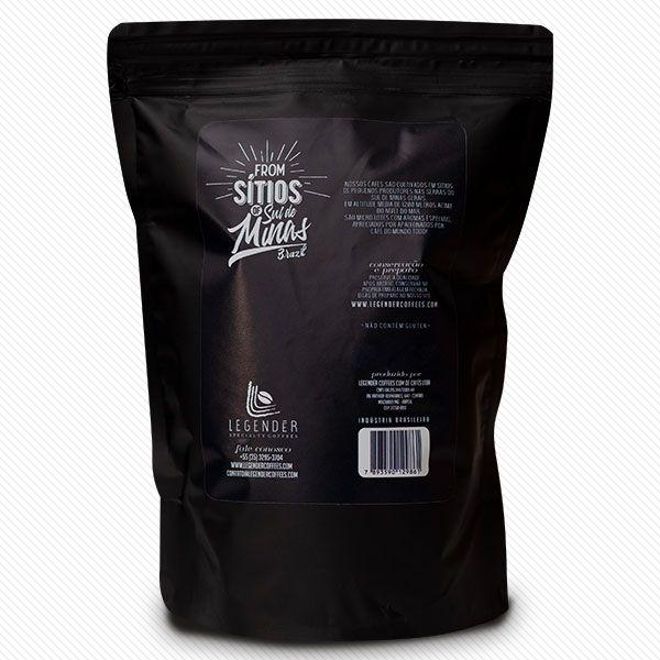 Café Especial Legendér Torrado e Moído 500g - Sítio Barreiro