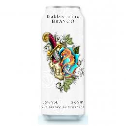 Vinho Christian Audigier Bubble Wine Branco 269ml