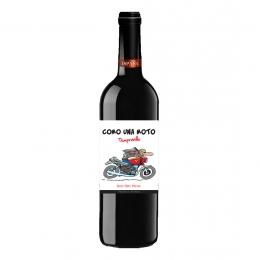 Vinho Como Una Moto Tempranillo 750 ml