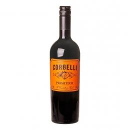 Vinho Corbelli Primitivo IGT 750 ml