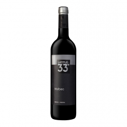 Vinho Latitud 33 Malbec 750 ml