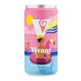 Vinho Vivant Frisante Rosé Lata 269ml