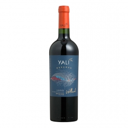 Vinho Yali Wetland Reserva Carmenère 750 ml