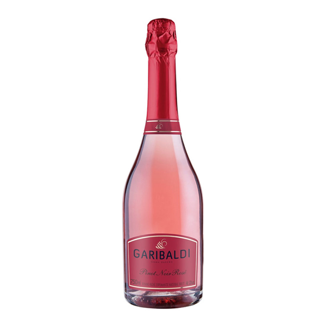 Espumante Garibaldi Brut Rosé Pinot Noir 750 ml