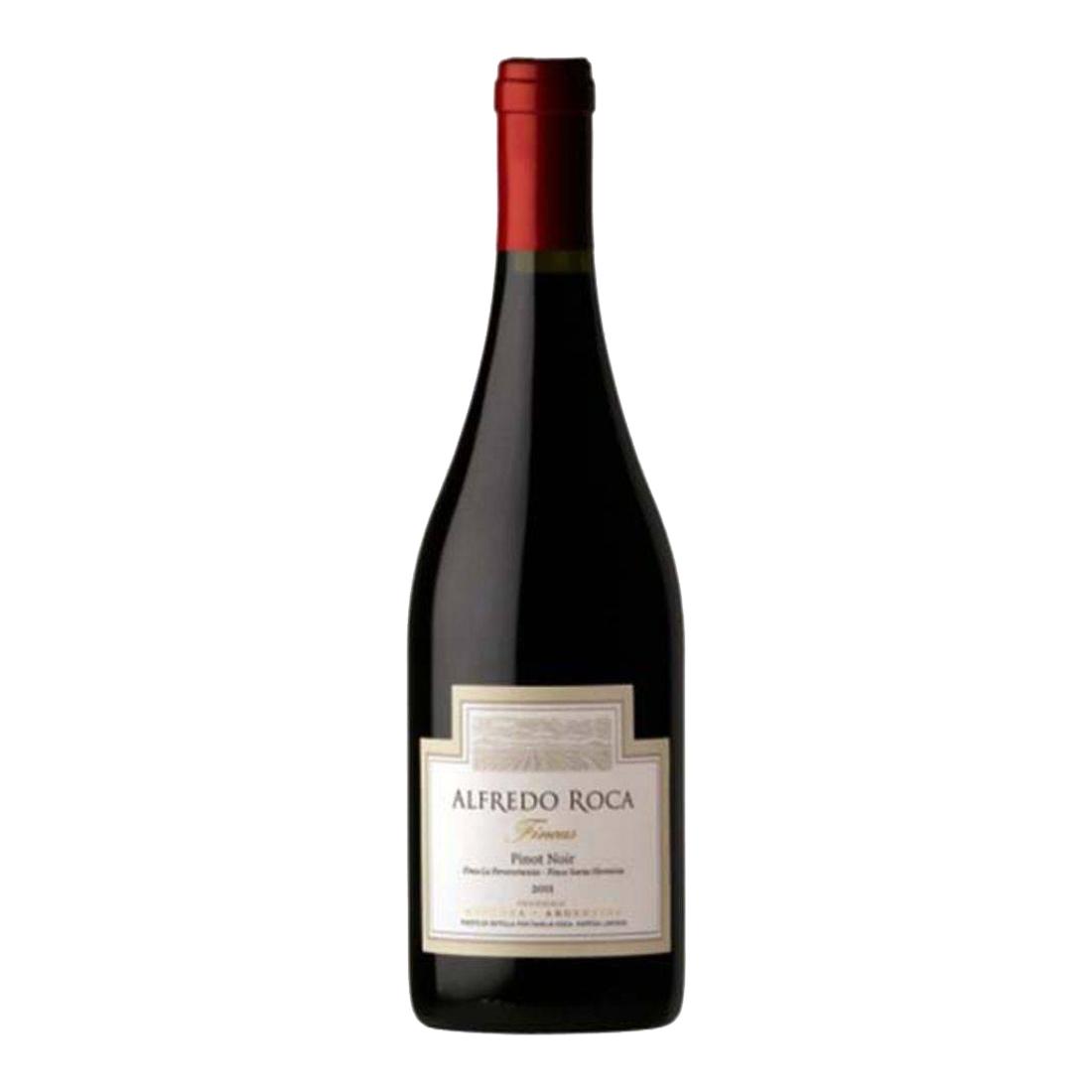 Vinho Alfredo Roca Fincas Pinot Noir 750 ml