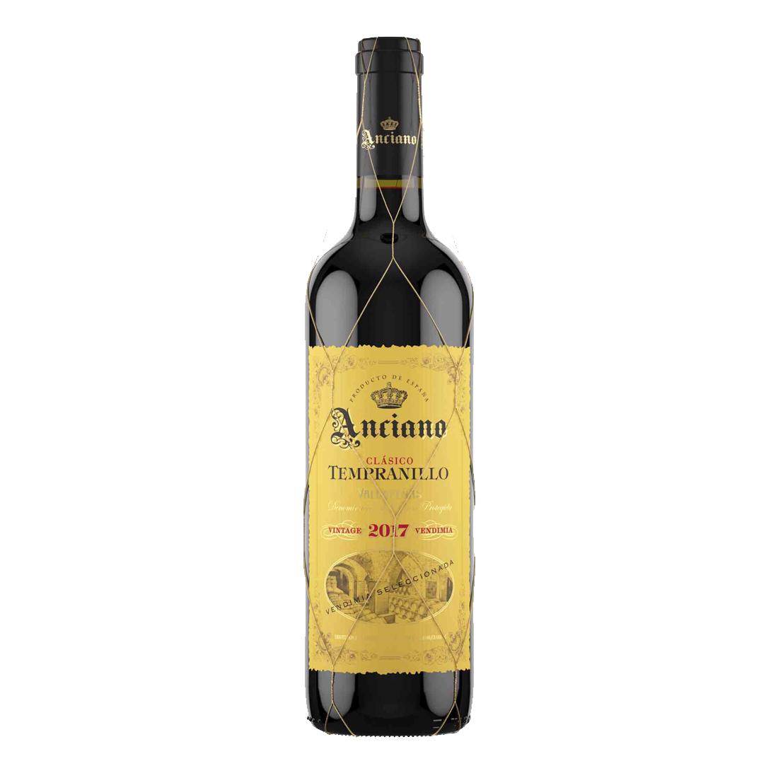Vinho Anciano Clássico Tempranillo 750 ml