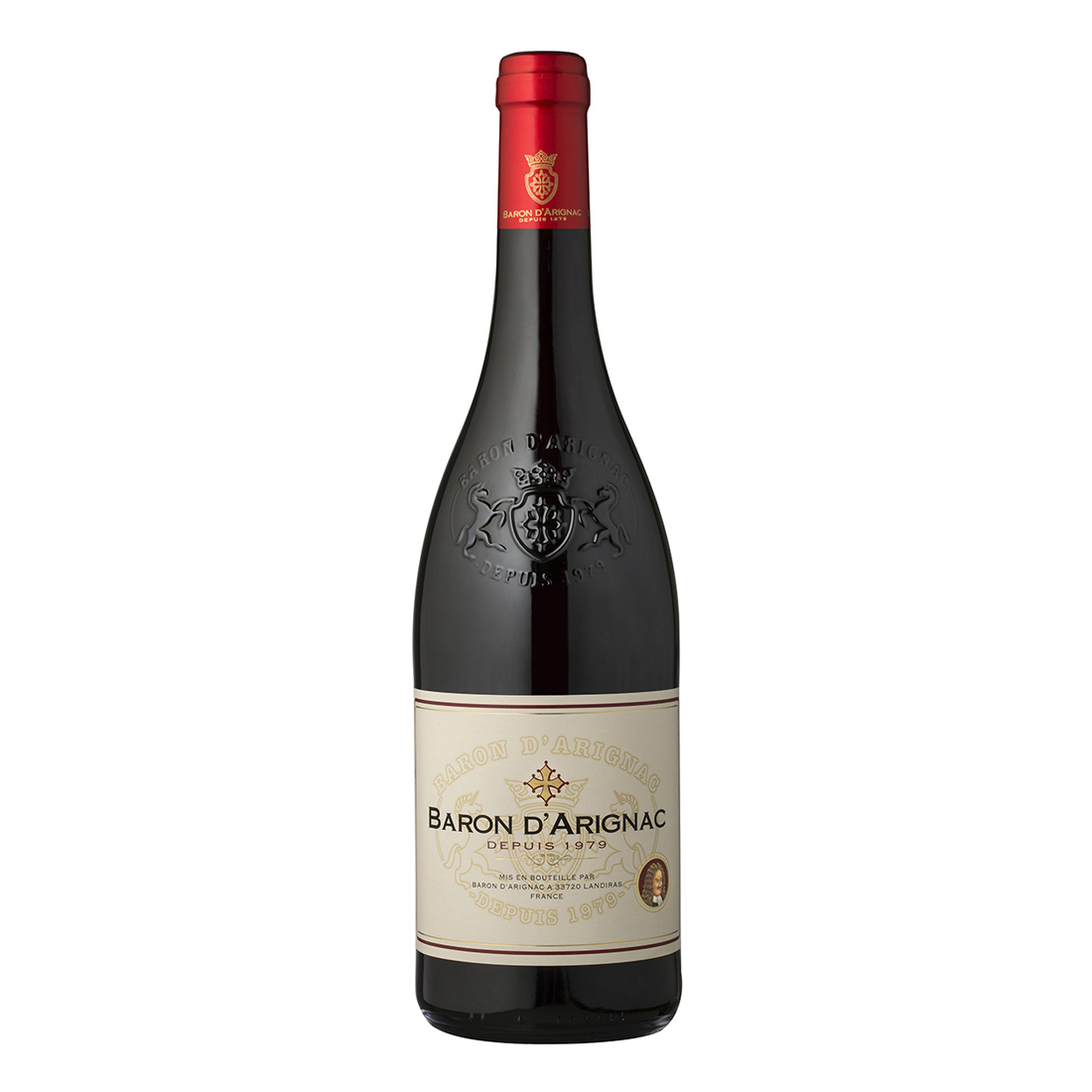 Vinho Baron D'Arignac 750 ml
