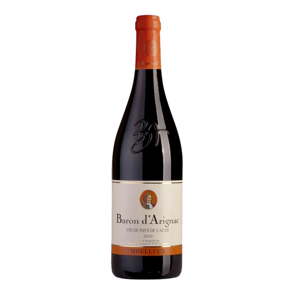 Vinho Baron D'arignac Moelleux 750 ml