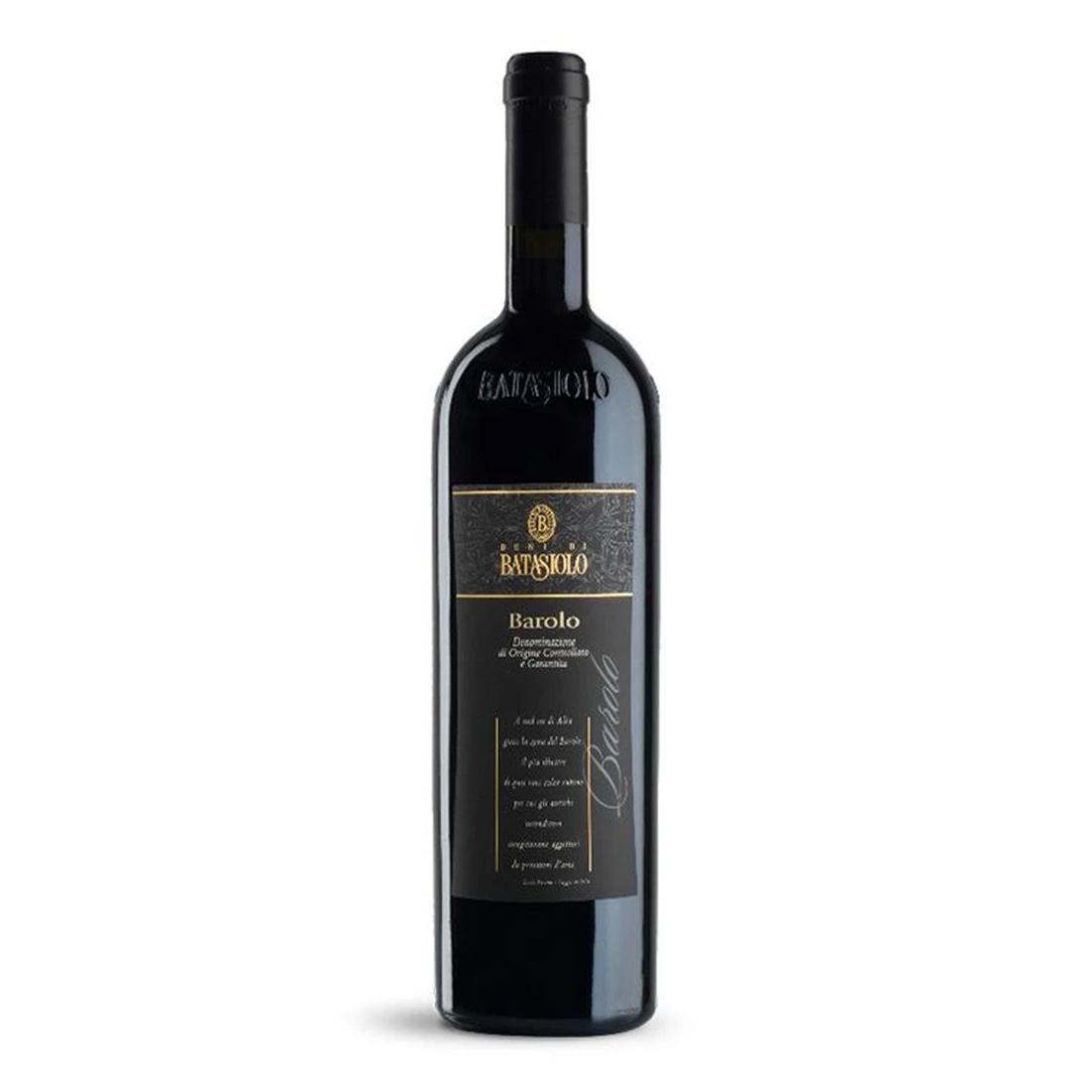 Vinho Beni di Batasiolo Barolo DOCG 750 ml