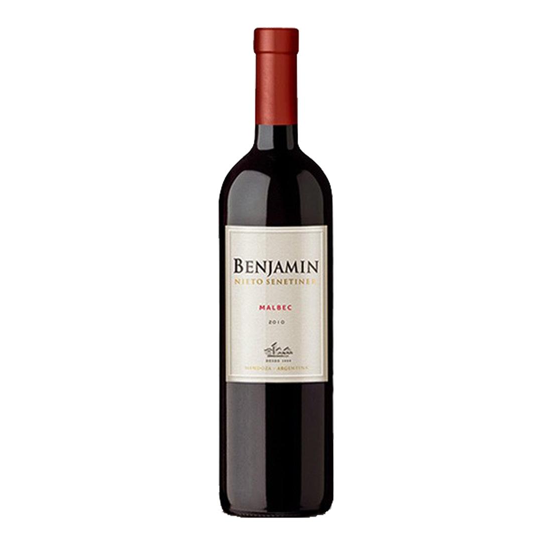 Vinho Benjamin Nieto Malbec 750 ml