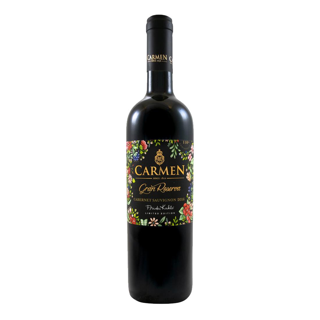 Vinho Carmen Gran Reserva Carménère Frida Kahlo 750 ml