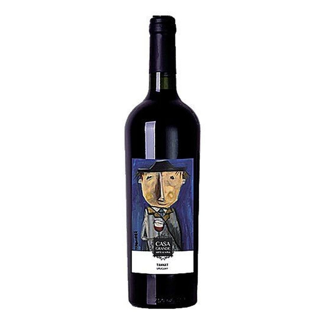 Vinho Casa Grande Tannat 750 ml